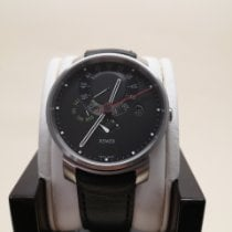 Xemex new Automatic Power Reserve Display Steel