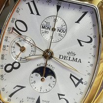 Delma Yellow gold 45mm Automatic 867 440 pre-owned