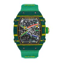 Richard Mille RM 67 Carbono 38.7mm Transparente Sin cifras