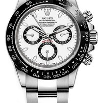 Rolex Daytona Steel 40mm White No numerals United States of America, California, Newport Beach