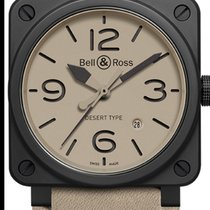 Bell & Ross BR 03 BR0392-DESERT-CE New Ceramic 42mm Automatic United States of America, Texas, Houston