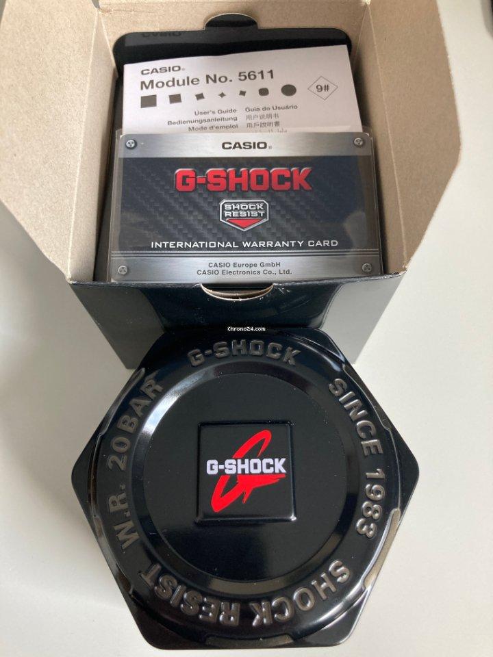 Casio G SHOCK GA 2100 1A1ER à vendre pour 175 € par un  eP9jM
