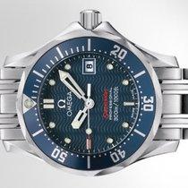 Omega 2224.80.00 Steel Seamaster Diver 300 M 28mm pre-owned