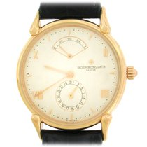 Vacheron Constantin Historiques Rose gold 31mm Champagne Roman numerals United States of America, New York, New York