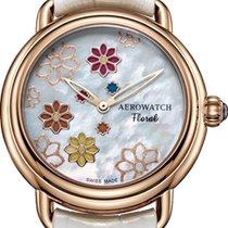 Aerowatch Women's watch 35mm Quartz new Watch with original box and original papers 2019