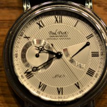 Paul Picot Atelier Acero 40mm Blanco