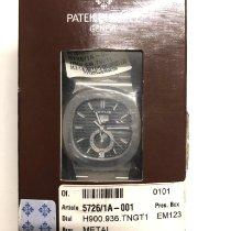 Patek Philippe Nautilus новые 2018 Автоподзавод Часы с оригинальными документами и коробкой 5726/1A-014
