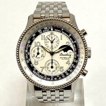 Breitling Montbrillant Olympus Steel 42mm Black Arabic numerals United States of America, California, Cerritos