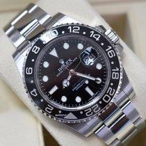 Rolex GMT-Master II Steel 40mm Black No numerals United States of America, Virginia, Arlington