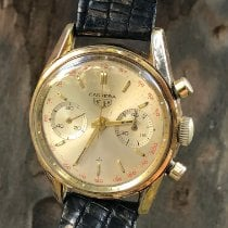 Heuer Steel 36mm Manual winding 3648t pre-owned United States of America, Florida, Pembroke Pines