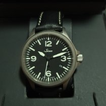 Sinn 856 / 857 Steel 40mm Black Arabic numerals