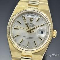 Rolex Day-Date Oysterquartz 19018 1979 gebraucht