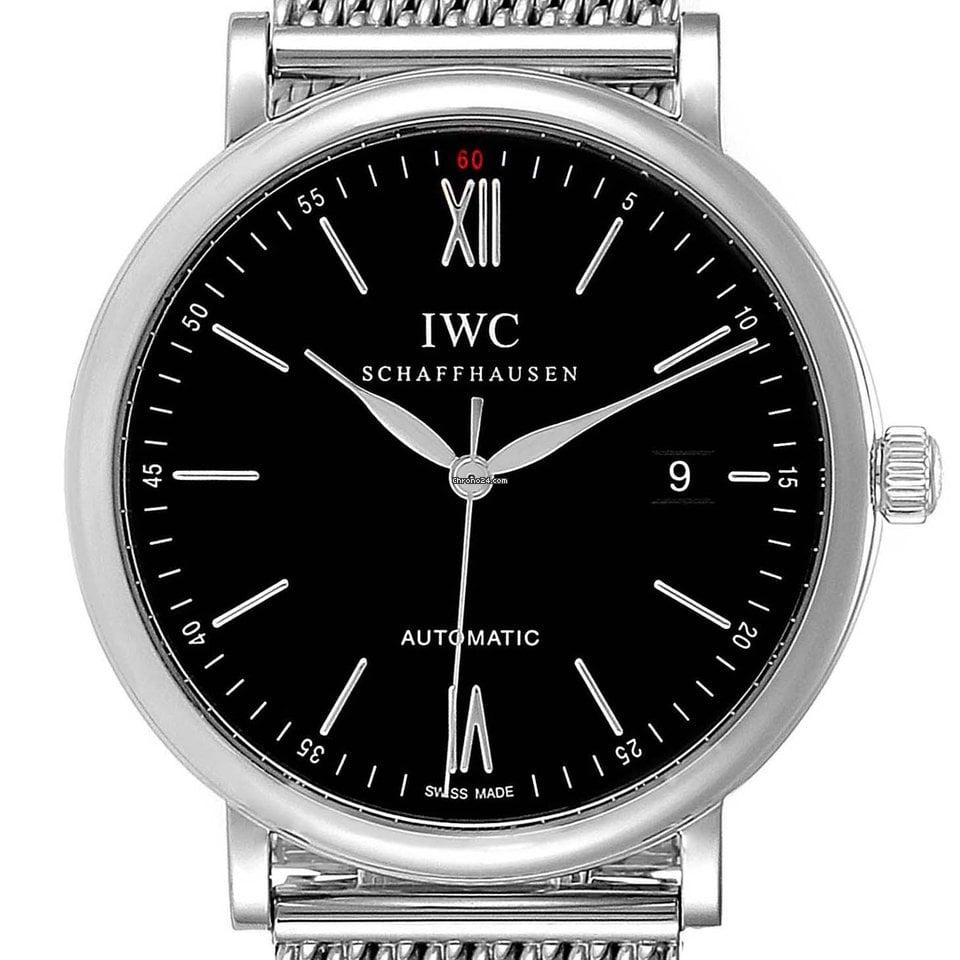 IWC Portofino Automatic IW356506 подержанные