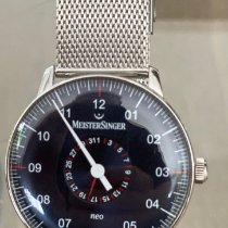 Meistersinger Steel 40mm Automatic Neo new