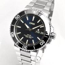 Oris Hammerhead Limited Edition new Automatic Watch with original box 01 752 7733 4135-07 8 24 05PEB