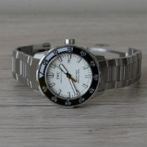 IWC Aquatimer Automatic 2000 Steel 44mm White No numerals