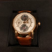 Graf Or rose 47mm Remontage manuel MGD47PGW occasion