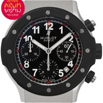Hublot Super B Acero 42mm Negro España, Madrid