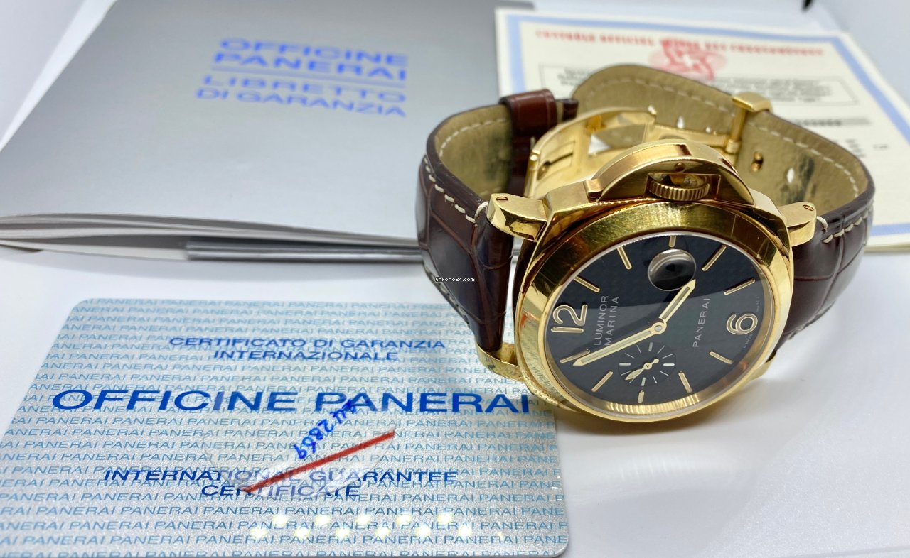 Panerai Radiomir 1940 3 Days Automatic OP 6580 2003 usados