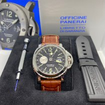 Panerai Luminor GMT Automatic OP6554 2001 neu