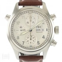 IWC Pilot Double Chronograph IW 371341 2004 pre-owned
