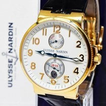 Ulysse Nardin Marine Chronometer 41mm 266-66 подержанные