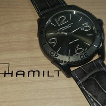 Hamilton Jazzmaster Seaview Gold/Steel 45mm Black Arabic numerals United States of America, California, Anaheim
