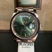 Rolex Day-Date 40 228235 2017 pre-owned