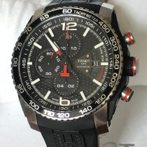 Tissot PRS 516 Extreme Automatic Stål 44mm Sort Arabertal