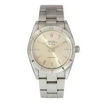 Rolex 14010 Steel 1996 Air King Precision 34mm pre-owned United States of America, New York, New York