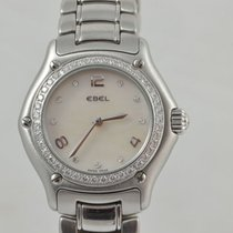 Ebel 1911 Discovery occasion 28mm Date Acier