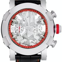 Romain Jerome Titanic-DNA Steel 50mm Transparent United States of America, New Jersey, Cresskill