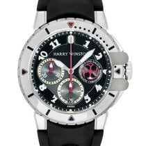 Harry Winston Project Z 44mm Black Arabic numerals United States of America, New Jersey, Cresskill