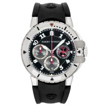 Harry Winston Project Z White gold 44mm Black Arabic numerals United States of America, New Jersey, Cresskill