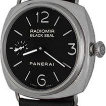 Panerai Radiomir Black Seal Steel 44mm Black Arabic numerals United States of America, Texas, Dallas