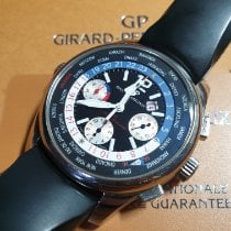 Girard Perregaux Steel 43mm Automatic 49800 pre-owned Singapore, Singapore