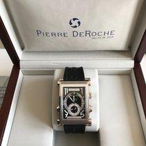 Pierre DeRoche Gold/Stahl 46mm Automatik SPR30001ACI0-001CAO gebraucht