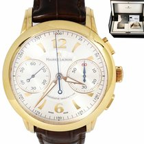 Maurice Lacroix Masterpiece pre-owned 45mm Chronograph Rose gold