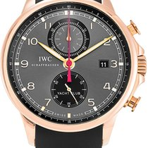IWC IW390209 Roségoud Portuguese Yacht Club Chronograph 45mm tweedehands