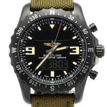 Breitling Chronospace Military M7836622/BD39 Çok iyi Çelik 46mm Quartz