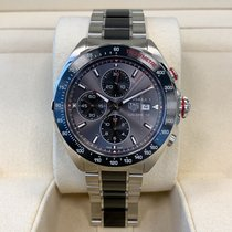 TAG Heuer Formula 1 Calibre 16 Steel 44mm Grey No numerals United States of America, Texas, Dallas
