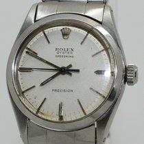 Rolex Oyster Precision Stahl 30mm