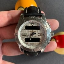 Breitling Airwolf Steel 44mm Silver Arabic numerals United States of America, California, Los Angeles