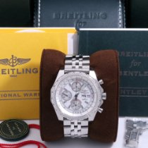 Breitling Bentley GT Steel 45mm White No numerals United States of America, California, Beverly Hills