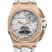 Audemars Piguet Royal Oak Offshore Tourbillon Chronograph new Automatic Chronograph Watch with original box 26540OR.OO.A010CA.01