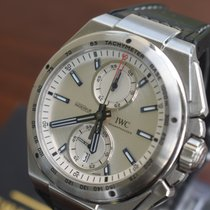 IWC Ingenieur Chronograph Racer Steel 45mm Silver No numerals United States of America, Florida, Orange Park