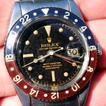 Rolex GMT-Master Steel 38mm Black No numerals United States of America, Georgia, Johns Creek