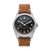 Bremont Steel 43mm Automatic G-4-HERCULES-SS pre-owned