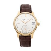H.Moser & Cie. Endeavour Rose gold 40.8mm Silver No numerals United States of America, Pennsylvania, Bala Cynwyd