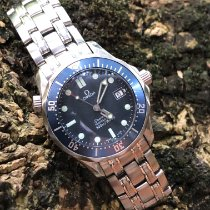 Omega Seamaster Diver 300 M 2561.80.00 Very good Steel 36mm Quartz United States of America, Florida, Pembroke Pines